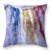 The Big Arch Throw Pillow