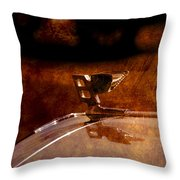 The Big  B Throw Pillow