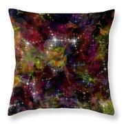 The Big Bang-100 Million Years Throw Pillow