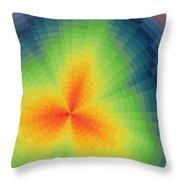 The Big Bang Throw Pillow