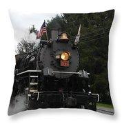 The Big1702 Throw Pillow