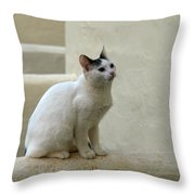 The Blond Nr 1 Throw Pillow