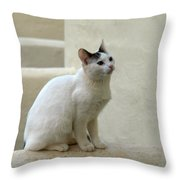 The Blond Nr 2 Throw Pillow