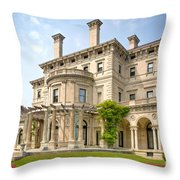 The Breakers Throw Pillow