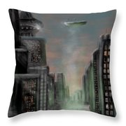 The Breakthrough Throw Pillow