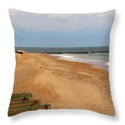 The Breakwater Throw Pillow