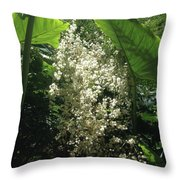 The Breath Of Fairies  Throw Pillow