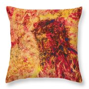 The Call Of Christ - Bgcoc Throw Pillow