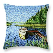 The Calypso Throw Pillow