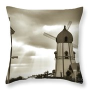 The Carlsbad Throw Pillow