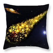 The Catalyst Throw Pillow