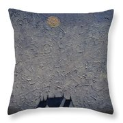 The Chapel On The Loch Throw Pillow