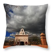 The Chapel Throw Pillow