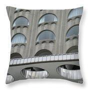 The Cheese Grater Detail Throw Pillow