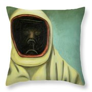 The Chemicals Between Us Throw Pillow
