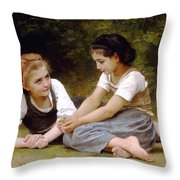 The Children Throw Pillow