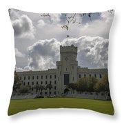 The Citadel Throw Pillow