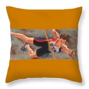 The Clearance Throw Pillow