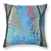 The Clearing I Throw Pillow