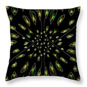 The Clinch Throw Pillow