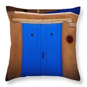 The Colors Of New Mexico Throw Pillow