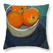 The Community Bowl Project Throw Pillow