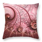 The Concept Of Innocence Throw Pillow
