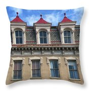 The Confederate Home Throw Pillow