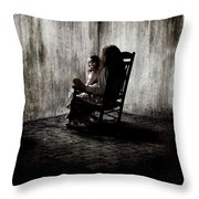 The Conjuring Throw Pillow