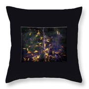 The Consistency Of Change Throw Pillow