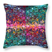 The Cosmos Crown Jewels 1 Throw Pillow