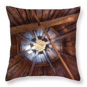 The Cote Throw Pillow