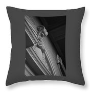 The Court 2 Throw Pillow