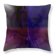 The Cunning Throw Pillow
