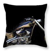 The Custom Rocker Throw Pillow