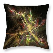 The Dance 1 Throw Pillow