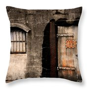 The Darkness Throw Pillow
