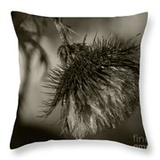 The Darkside Of Oz Throw Pillow