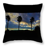 The Dawn Of A New Day 3 Throw Pillow