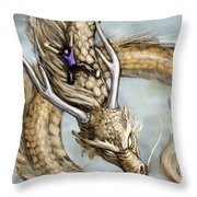 The Day I Could Fly Throw Pillow