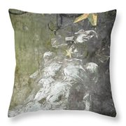 The Death Throw Pillow