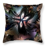 The Demise Of Biotechnology Throw Pillow