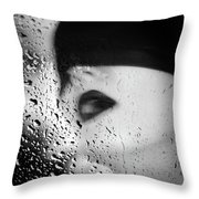 The Depth Of Self-delusion Throw Pillow