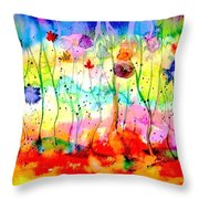 The Depths Of The Sea Throw Pillow