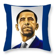 The Difference Throw Pillow