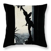 Dirge Of First Love  Throw Pillow