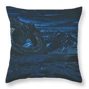 The Discovery Throw Pillow