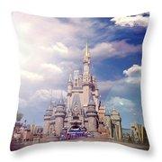 The Disney Rush Throw Pillow