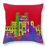 The Don Art Deco Throw Pillow
