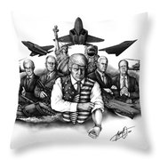 The Donald - Make America Great Again Throw Pillow